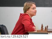 Купить «Grandmaster Valentina Gunina, Russia», фото № 29629521, снято 30 декабря 2018 г. (c) Stockphoto / Фотобанк Лори
