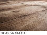 Купить «Grunge wood board texture with natural pattern», фото № 29632513, снято 31 декабря 2018 г. (c) bashta / Фотобанк Лори