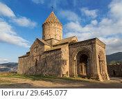 Купить «Church of St. Grigor Lusavorich, or St. Gregory the Illuminator in the Tatev monastery. Armenia», фото № 29645077, снято 23 сентября 2018 г. (c) Наталья Волкова / Фотобанк Лори