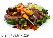 Купить «Bulgarian Meshana skara», фото № 29647229, снято 17 января 2019 г. (c) Яков Филимонов / Фотобанк Лори