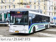 Купить «Nefaz 52998 (VDL Transit)», фото № 29647973, снято 23 февраля 2010 г. (c) Art Konovalov / Фотобанк Лори