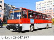 Купить «Ikarus 256», фото № 29647977, снято 29 августа 2012 г. (c) Art Konovalov / Фотобанк Лори