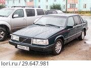 Купить «Volvo 940», фото № 29647981, снято 20 августа 2012 г. (c) Art Konovalov / Фотобанк Лори