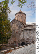 Купить «Sapara Monastery, St. Saba church, Georgia», фото № 29665437, снято 26 сентября 2018 г. (c) Юлия Бабкина / Фотобанк Лори