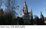 Купить «Cork City in Ireland», видеоролик № 29665649, снято 20 июня 2019 г. (c) Wavebreak Media / Фотобанк Лори
