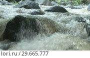 Купить «Stock Footage River», видеоролик № 29665777, снято 19 марта 2019 г. (c) Wavebreak Media / Фотобанк Лори