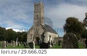 Купить «Stock Footage Galway in Ireland», видеоролик № 29666025, снято 19 апреля 2019 г. (c) Wavebreak Media / Фотобанк Лори