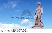Купить «Buckingham Palace», видеоролик № 29667581, снято 21 мая 2019 г. (c) Wavebreak Media / Фотобанк Лори