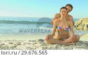 Купить «Handsome man massaging his girlfriend», видеоролик № 29676565, снято 14 ноября 2010 г. (c) Wavebreak Media / Фотобанк Лори