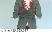 Купить «Woman shaking money out of piggy bank», видеоролик № 29683317, снято 30 мая 2012 г. (c) Wavebreak Media / Фотобанк Лори