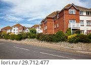 Купить «The street of Lyme Regis. West Dorset. England», фото № 29712477, снято 12 мая 2009 г. (c) Serg Zastavkin / Фотобанк Лори