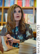 Maria Shriver signs copies of her new book 'I've Been Thinking: Reflections... (2018 год). Редакционное фото, фотограф JLN Photography / WENN.com / age Fotostock / Фотобанк Лори