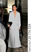 Купить «Paris Fashion Week Autumn/Winter 2018/2019 - Celebrity Sigthings Featuring: Nicole Scherzinger Where: Paris, France When: 03 Mar 2018 Credit: WENN.com», фото № 29716529, снято 3 марта 2018 г. (c) age Fotostock / Фотобанк Лори
