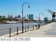 Купить «Region Puerto Madero in Buenos Aires», фото № 29730005, снято 27 января 2017 г. (c) Яков Филимонов / Фотобанк Лори