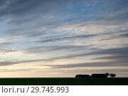 Купить «Farmbuildings near Usquert», фото № 29745993, снято 26 июня 2013 г. (c) John Stuij / Фотобанк Лори
