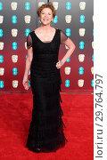Купить «71st EE British Academy Film Awards (BAFTA) - Arrivals Featuring: Annette Bening Where: London, United Kingdom When: 18 Feb 2018 Credit: WENN.com», фото № 29764797, снято 18 февраля 2018 г. (c) age Fotostock / Фотобанк Лори