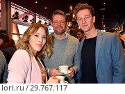 Audi Brunch at Potsdamer Platz during 68th International Film Festival... (2018 год). Редакционное фото, фотограф AEDT / WENN.com / age Fotostock / Фотобанк Лори