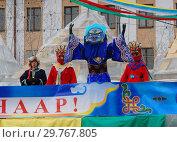 Купить «Праздник Сагаалган в Бурятии», фото № 29767805, снято 18 февраля 2007 г. (c) Пётр Писковой / Фотобанк Лори