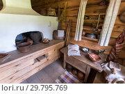 Купить «Interior of the museum generalissimo Suvorov in homestead», фото № 29795769, снято 22 июля 2017 г. (c) FotograFF / Фотобанк Лори