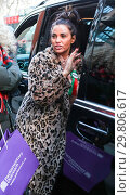 Купить «Katie Price leaves Portcullis House, with her mother Amy and son Harvey, after addressing a parliamentary sub-committee on on-line hate Featuring: Katie...», фото № 29806617, снято 6 февраля 2018 г. (c) age Fotostock / Фотобанк Лори