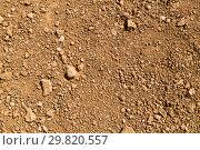 Купить «rocky ground of desert», фото № 29820557, снято 1 марта 2018 г. (c) Syda Productions / Фотобанк Лори
