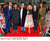 Купить «Britains Got Talent Judges Photocall on the Red Carpet at the London Palladium, London Featuring: David Walliams, Ant McPartlin, Simon Cowell, Amanda Holden...», фото № 29835921, снято 28 января 2018 г. (c) age Fotostock / Фотобанк Лори