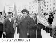 Купить «Празднование 1 мая в СССР», фото № 29888021, снято 15 октября 2019 г. (c) Retro / Фотобанк Лори