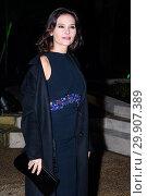 Купить «PARIS, FRANCE - January 24 : Virginie Ledoyen attends the 17th 'Diner De La Mode' as part of Paris Fashion Week on January 24, 2019 in Paris, France. (Photo by Ahmed Hadjouti).», фото № 29907389, снято 24 января 2019 г. (c) age Fotostock / Фотобанк Лори