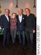 Celebrities celebrating 3 years anniversary of 'Grace Restaurant' ... (2018 год). Редакционное фото, фотограф AEDT / WENN.com / age Fotostock / Фотобанк Лори