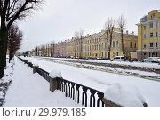 Купить «Виды Санкт-Петербурга зимой», эксклюзивное фото № 29979185, снято 5 февраля 2019 г. (c) Александр Алексеев / Фотобанк Лори