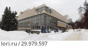Купить «Нижегородский ТЮЗ», фото № 29979597, снято 17 февраля 2019 г. (c) Ельцов Владимир / Фотобанк Лори