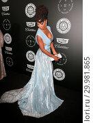 Купить «The Art Of Elysium's 11th Annual Black Tie Artistic Experience HEAVEN at Barker Hangar in Santa Monica, California. Featuring: Shanola Hampton Where: Santa...», фото № 29981865, снято 6 января 2018 г. (c) age Fotostock / Фотобанк Лори
