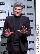 Купить «Actor Georges Corraface attends 'Nostromo: El Sueno Imposible de David Lean' photocall at the Palacio de la Prensa cinema Featuring: Georges Corraface...», фото № 29982905, снято 29 ноября 2017 г. (c) age Fotostock / Фотобанк Лори