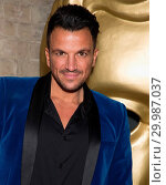 Купить «2017 BAFTA Children's awards, at The Roundhouse, London. Featuring: Peter Andre Where: London, United Kingdom When: 26 Nov 2017 Credit: WENN.com», фото № 29987037, снято 26 ноября 2017 г. (c) age Fotostock / Фотобанк Лори