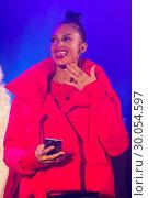 Купить «Celebrities attend the annual Perth City lights Xmas lights switch on, with musical performances. Featuring: Alesha Dixon Where: Perth, United Kingdom When: 18 Nov 2017 Credit: Euan Cherry/WENN.com», фото № 30054597, снято 18 ноября 2017 г. (c) age Fotostock / Фотобанк Лори