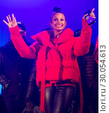 Купить «Celebrities attend the annual Perth City lights Xmas lights switch on, with musical performances. Featuring: Alesha Dixon Where: Perth, United Kingdom When: 18 Nov 2017 Credit: Euan Cherry/WENN.com», фото № 30054613, снято 18 ноября 2017 г. (c) age Fotostock / Фотобанк Лори