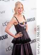 Купить «2017 Women Of The Year Awards at Kings Theater - Red Carpet Arrivals Featuring: Nicole Kidman Where: New York, New York, United States When: 14 Nov 2017 Credit: Ivan Nikolov/WENN.com», фото № 30166061, снято 14 ноября 2017 г. (c) age Fotostock / Фотобанк Лори