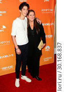 Купить «TrevorLIVE L.A. held at The Beverly Hilton Hotel in Beverly Hills, California. Featuring: Milo Manheim, Camryn Manheim Where: Los Angeles, California,...», фото № 30168837, снято 3 декабря 2017 г. (c) age Fotostock / Фотобанк Лори