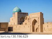 Купить «Мечеть Калян, Бухара, Узбекистан», фото № 30196629, снято 19 октября 2016 г. (c) Юлия Бабкина / Фотобанк Лори