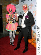 Купить «Halloween Party hosted by Natascha Ochsenknecht at Berlin Dungeon. Featuring: Natascha Ochsenknecht, Jo Groebel Where: Berlin, Germany When: 23 Oct 2017 Credit: WENN.com», фото № 30227181, снято 23 октября 2017 г. (c) age Fotostock / Фотобанк Лори