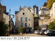 Купить «Streets of Blois, France», фото № 30234877, снято 9 октября 2018 г. (c) Яков Филимонов / Фотобанк Лори