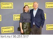 Купить «Celebrities attending the Hamburger Fimfest 2017 at Cinemaxx Featuring: Christiane Paul, Axel Milberg Where: Hamburg, Germany When: 08 Oct 2017 Credit: Schultz-Coulon/WENN.com», фото № 30251517, снято 8 октября 2017 г. (c) age Fotostock / Фотобанк Лори