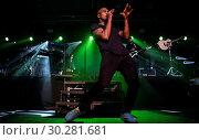 Купить «Ne-Yo performing live in concert at the Bournemouth International Centre Featuring: Ne-Yo Where: Bournemouth, United Kingdom When: 22 Sep 2017 Credit: WENN.com», фото № 30281681, снято 22 сентября 2017 г. (c) age Fotostock / Фотобанк Лори