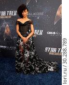 'Star Trek: Discovery' Premiere held at the ArcLight Cinerama Dome (2017 год). Редакционное фото, фотограф Adriana M. Barraza / WENN.com / age Fotostock / Фотобанк Лори