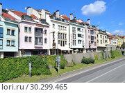 Купить «Old Town of Bratislava», фото № 30299465, снято 12 июля 2018 г. (c) Татьяна Савватеева / Фотобанк Лори