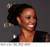 Купить «Television Academy 69th Emmy Performer Nominees Cocktail Reception held at the Wallis Annenberg Center for the Performing Arts - Arrivals Featuring: Shanola...», фото № 30302669, снято 15 сентября 2017 г. (c) age Fotostock / Фотобанк Лори