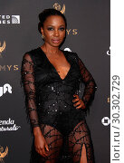 Купить «Television Academy 69th Emmy Performer Nominees Cocktail Reception held at the Wallis Annenberg Center for the Performing Arts - Arrivals Featuring: Shanola...», фото № 30302729, снято 15 сентября 2017 г. (c) age Fotostock / Фотобанк Лори