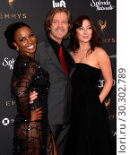 Купить «Television Academy 69th Emmy Performer Nominees Cocktail Reception held at the Wallis Annenberg Center for the Performing Arts - Arrivals Featuring: Shanola...», фото № 30302789, снято 15 сентября 2017 г. (c) age Fotostock / Фотобанк Лори