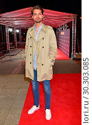 Купить «UFA Anniversary Night at Palais am Funkturm in Berlin Featuring: Jimi Blue Ochsenknecht Where: Berlin, Germany When: 15 Sep 2017 Credit: AEDT/WENN.com», фото № 30303085, снято 15 сентября 2017 г. (c) age Fotostock / Фотобанк Лори