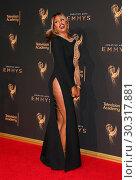 Купить «2017 Creative Arts Emmy Awards - Day 2 Featuring: Laverne Cox Where: Los Angeles, California, United States When: 10 Sep 2017 Credit: FayesVision/WENN.com», фото № 30317881, снято 10 сентября 2017 г. (c) age Fotostock / Фотобанк Лори